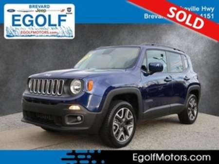2018 Jeep Renegade Latitude for Sale  - 82373  - Egolf Motors