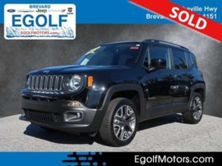 2018 Jeep Renegade Latitude for Sale  - 82358  - Egolf Motors