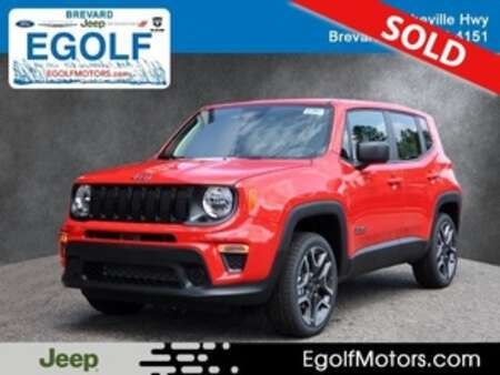 2020 Jeep Renegade Sport for Sale  - 21967  - Egolf Motors