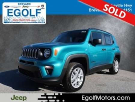 2020 Jeep Renegade Sport for Sale  - 21828  - Egolf Motors
