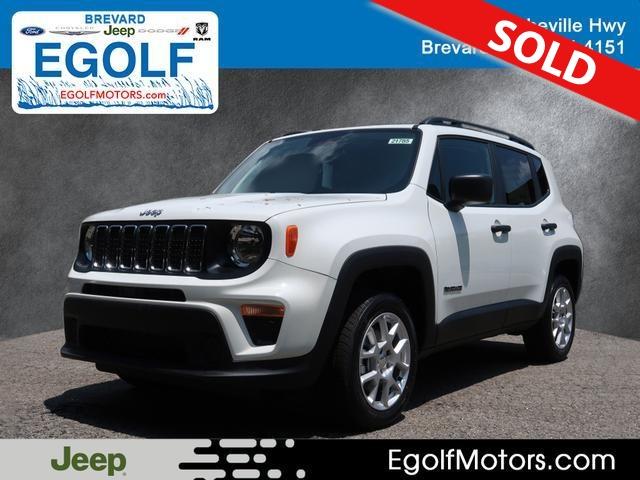 2019 Jeep Renegade  - Egolf Motors