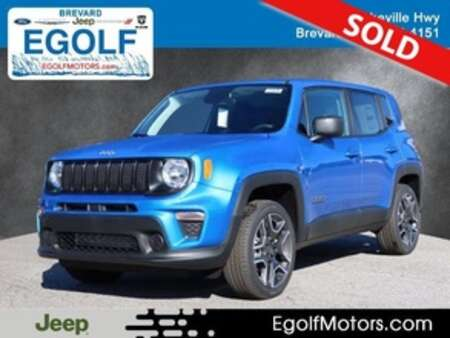 2020 Jeep Renegade Sport for Sale  - 21978  - Egolf Motors