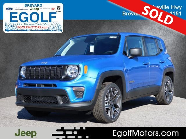 2020 Jeep Renegade  - Egolf Motors
