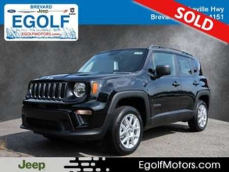 2019 Jeep Renegade Sport for Sale  - 21788  - Egolf Motors