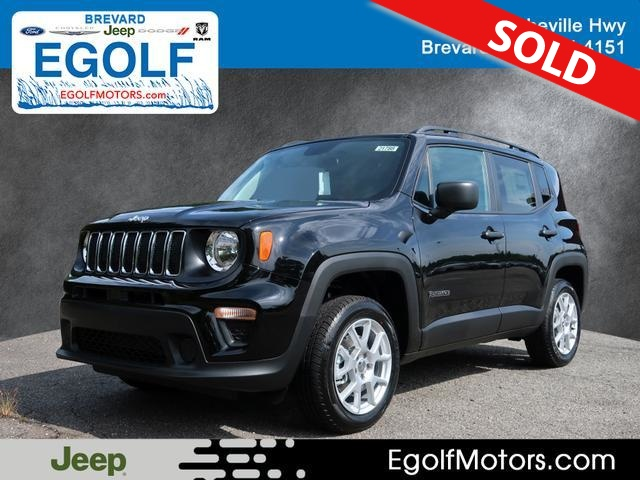 2019 Jeep Renegade  - Egolf Motors
