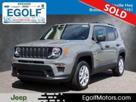 2020 Jeep Renegade Sport for Sale  - 21972  - Egolf Motors