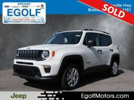 2019 Jeep Renegade Sport for Sale  - 21768  - Egolf Motors