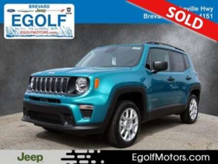 2020 Jeep Renegade Sport for Sale  - 21830  - Egolf Motors