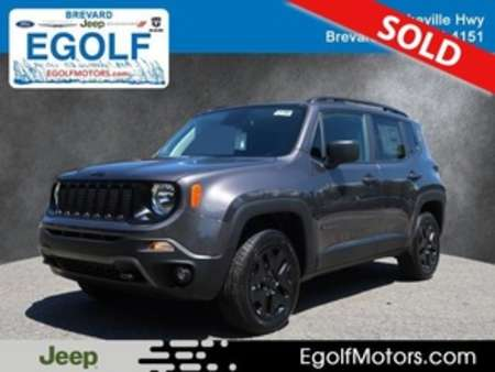 2019 Jeep Renegade Sport for Sale  - 21789  - Egolf Motors