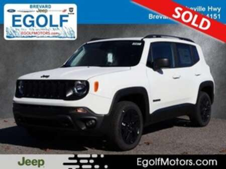 2020 Jeep Renegade Sport for Sale  - 21977  - Egolf Motors