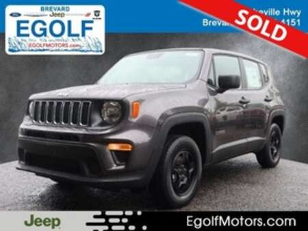 2020 Jeep Renegade Sport for Sale  - 21918  - Egolf Motors