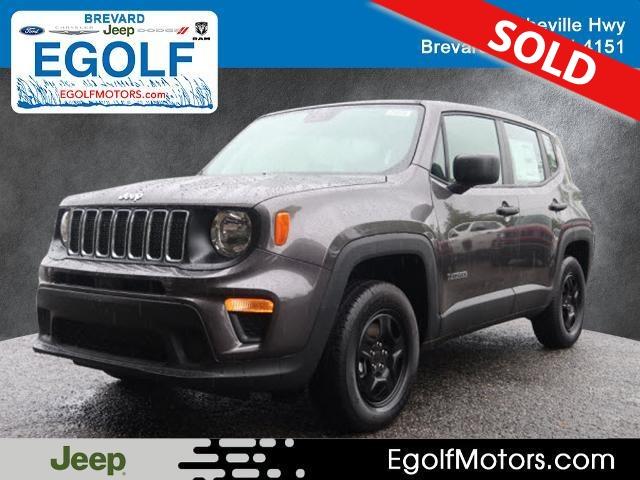 2020 Jeep Renegade  - Egolf Motors