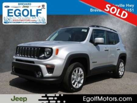 2019 Jeep Renegade Latitude for Sale  - 21800  - Egolf Motors