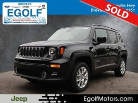 2019 Jeep Renegade Latitude for Sale  - 21801  - Egolf Motors