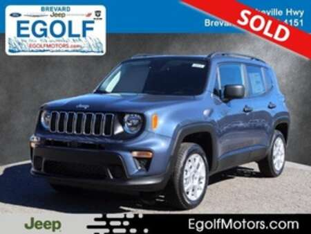 2021 Jeep Renegade SPORT 4X4 for Sale  - 22015  - Egolf Motors