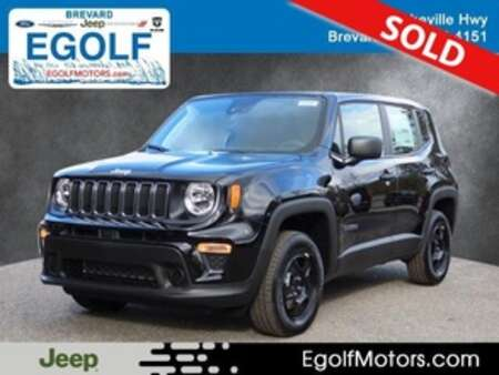 2021 Jeep Renegade SPORT 4X4 for Sale  - 22046  - Egolf Motors