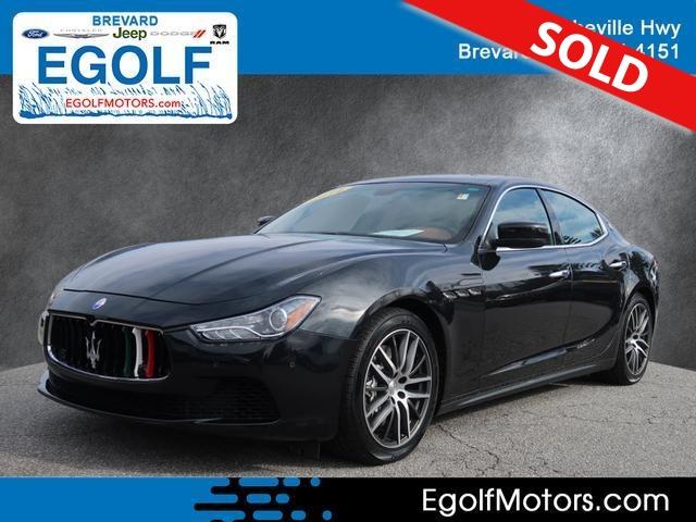 2014 Maserati Ghibli  - Egolf Motors