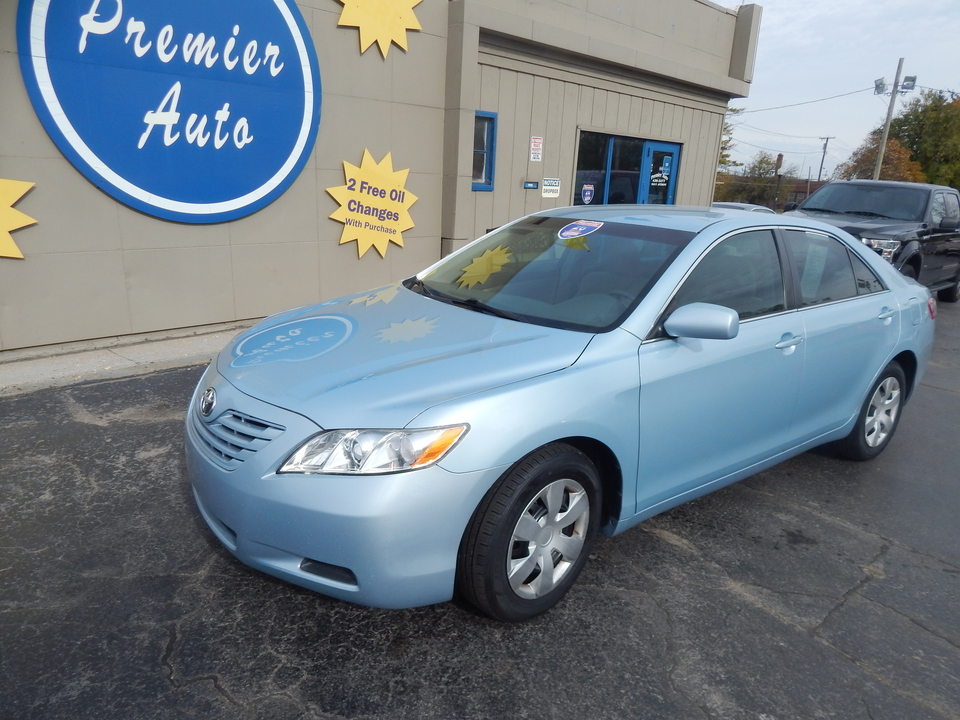 2009 Toyota Camry  - 810609  - Premier Auto Group