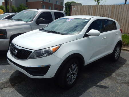2016 Kia Sportage LX for Sale  - 800369  - Premier Auto Group