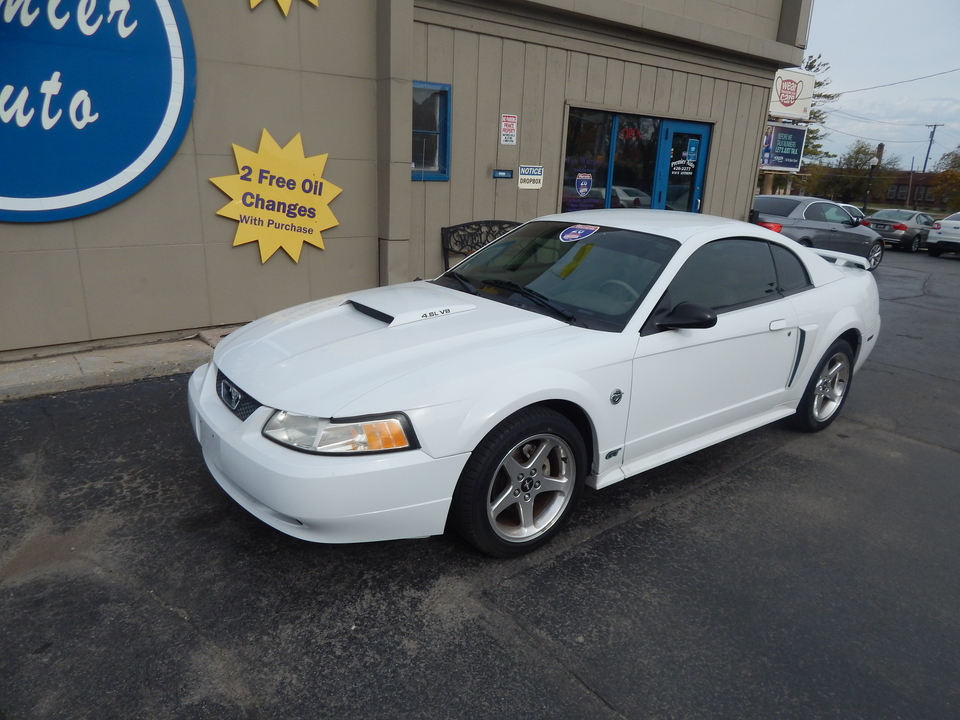2004 Ford Mustang GT Deluxe  - 163297  - Premier Auto Group