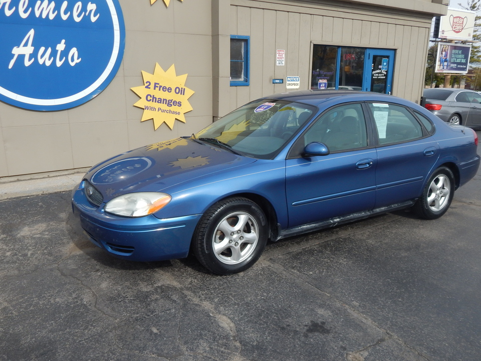2004 Ford Taurus SES  - A123804A  - Premier Auto Group