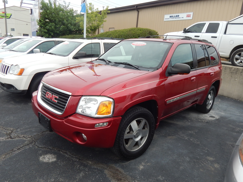 2004 GMC Envoy  - Premier Auto Group
