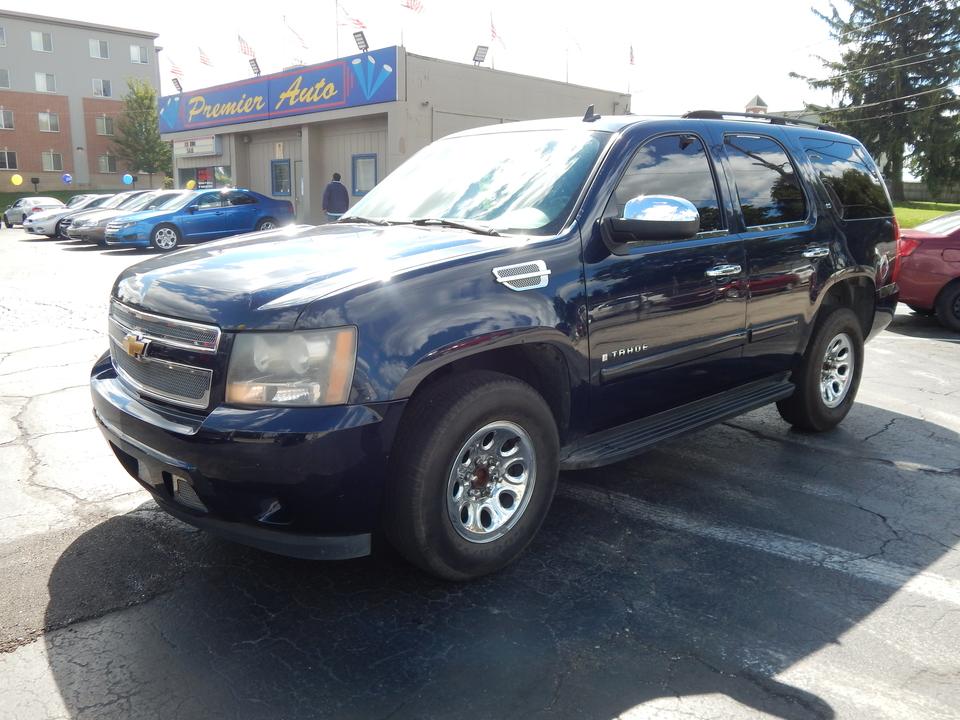 2007 Chevrolet Tahoe  - Premier Auto Group