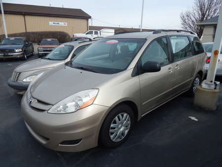 2007 Toyota Sienna CE for Sale  - 082506  - Premier Auto Group