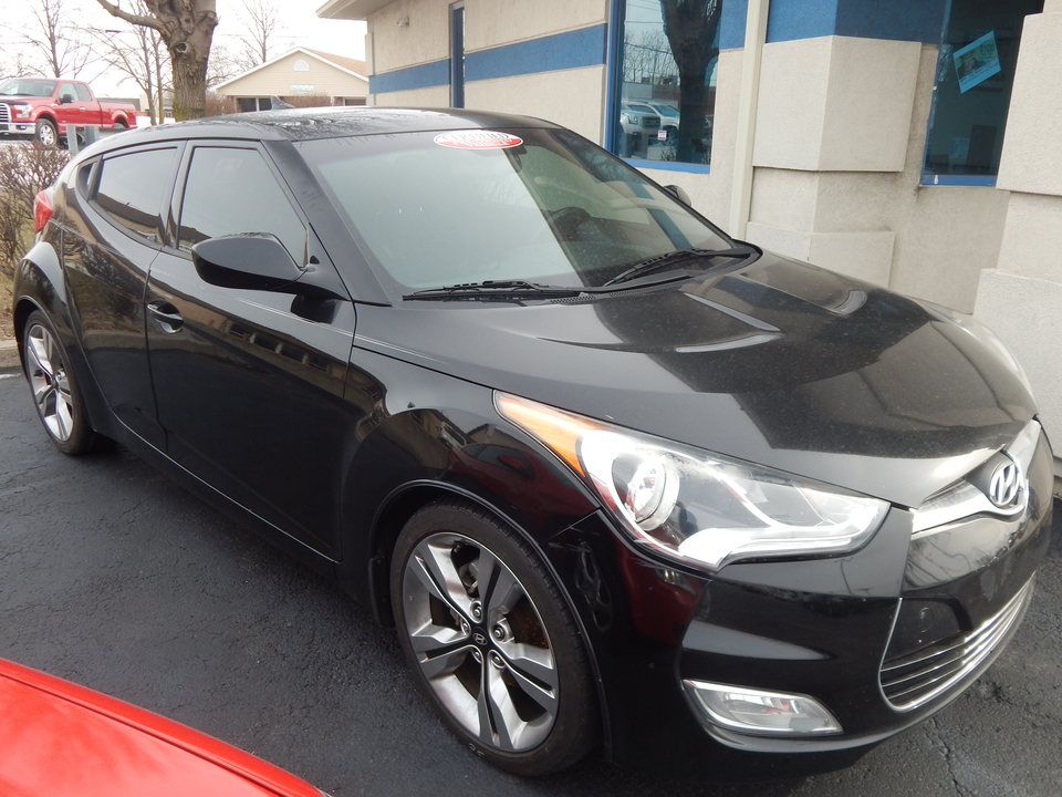 2012 Hyundai Veloster w/Black Int  - 079100  - Premier Auto Group