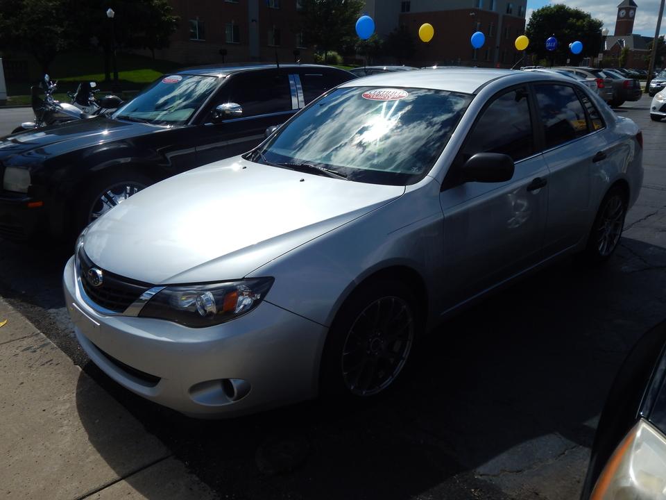 2008 Subaru Impreza Sedan (Natl)  - Premier Auto Group