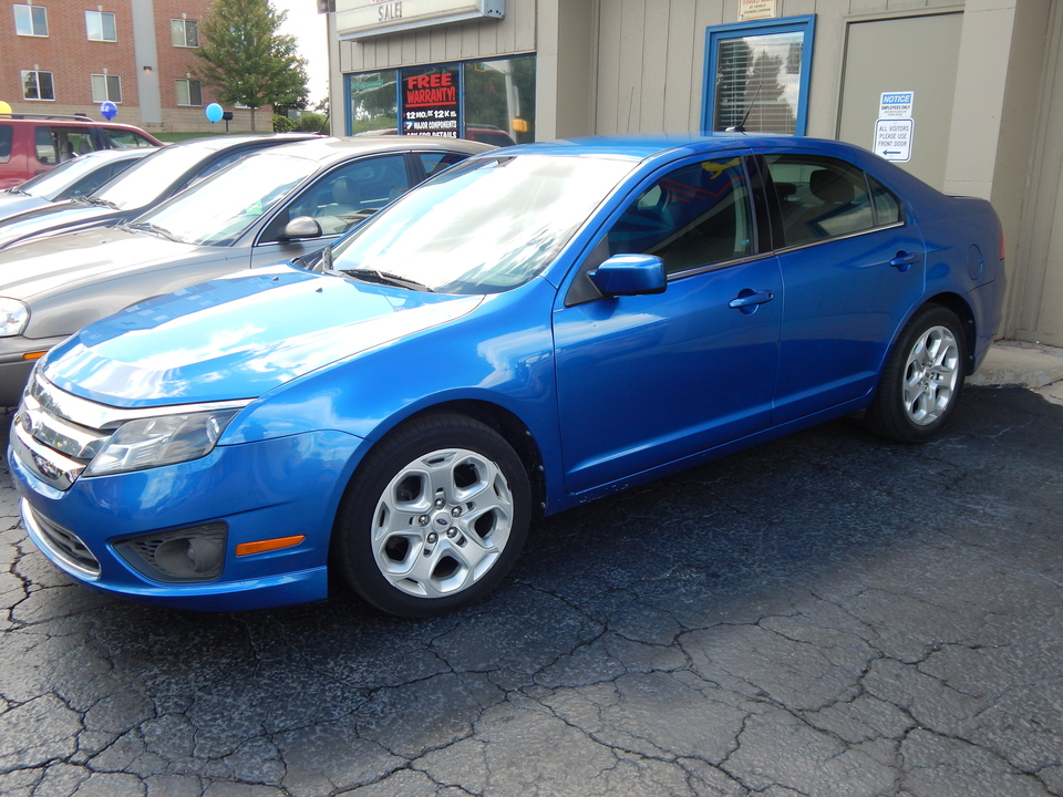 2011 Ford Fusion  - Premier Auto Group
