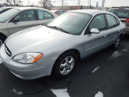 2003 Ford Taurus SES Standard for Sale  - 214107A  - Premier Auto Group