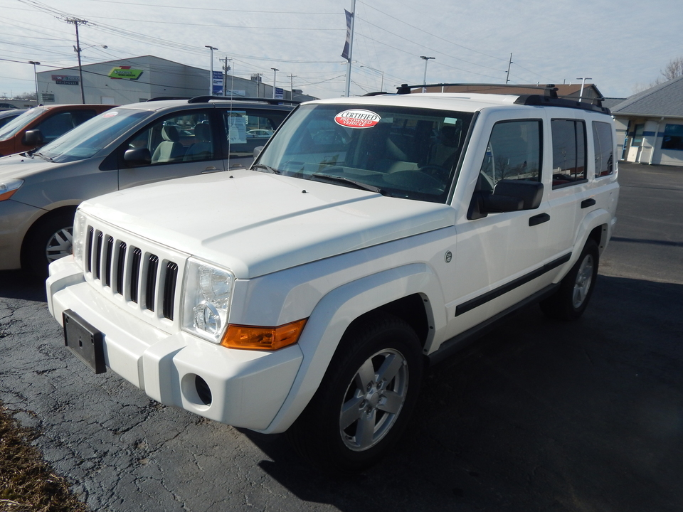 2006 Jeep Commander  - Premier Auto Group