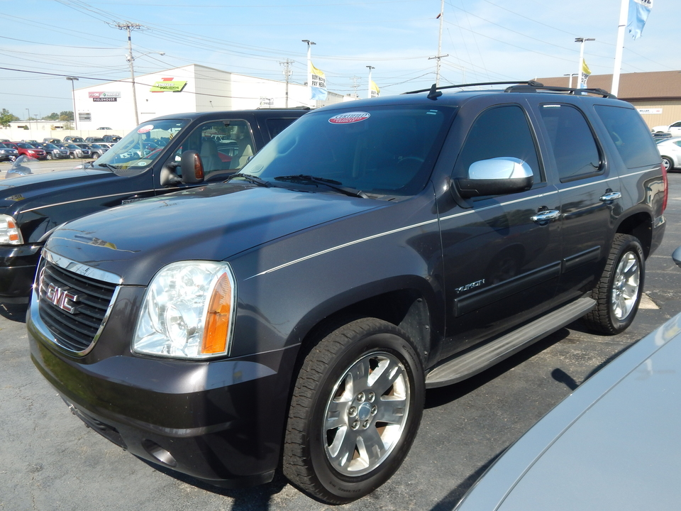 2010 GMC Yukon  - Premier Auto Group