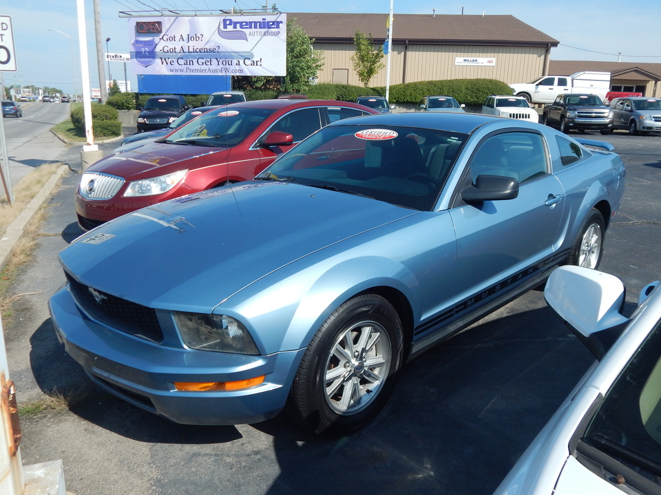 2006 Ford Mustang Standard  - 119445  - Premier Auto Group