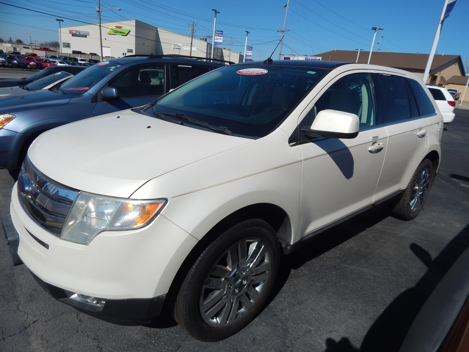 2008 Ford Edge Limited  - b44964  - Premier Auto Group
