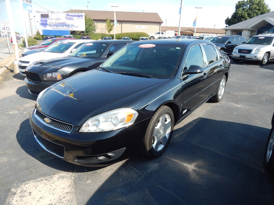 2007 Chevrolet Impala  - Premier Auto Group