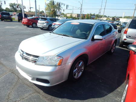 2012 Dodge Avenger SXT for Sale  - 196422  - Premier Auto Group