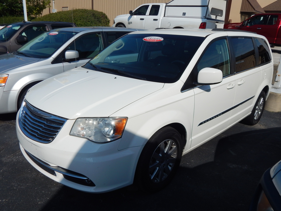 2013 Chrysler Town & Country  - Premier Auto Group
