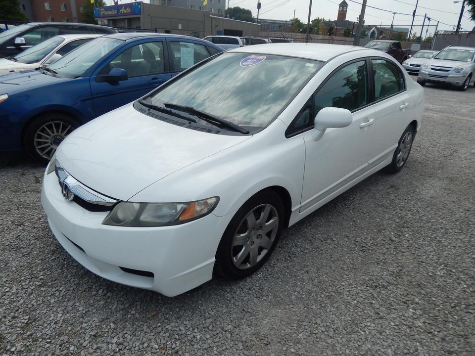 2010 Honda Civic  - Premier Auto Group