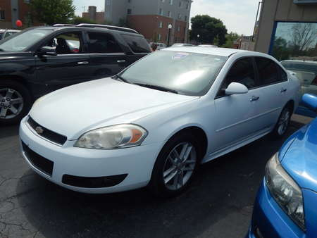 2013 Chevrolet Impala LTZ for Sale  - 193230  - Premier Auto Group
