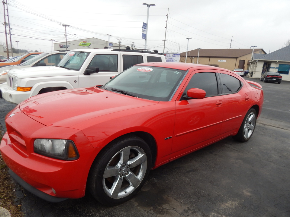 2009 Dodge Charger R/T  - 575677  - Premier Auto Group