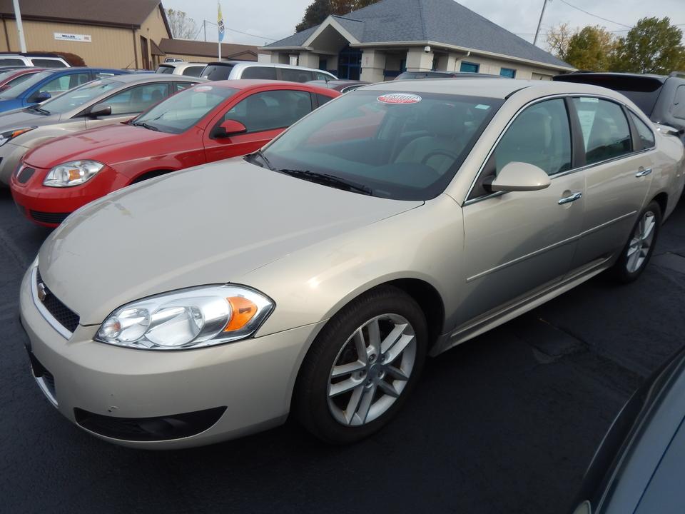 2011 Chevrolet Impala  - Premier Auto Group