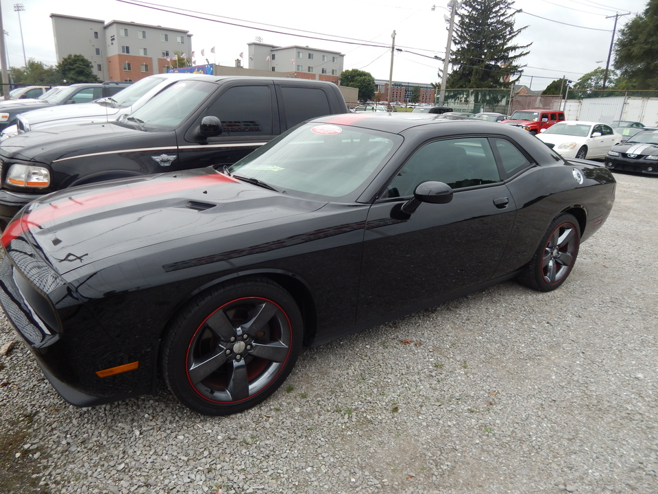 2012 Dodge Challenger  - Premier Auto Group