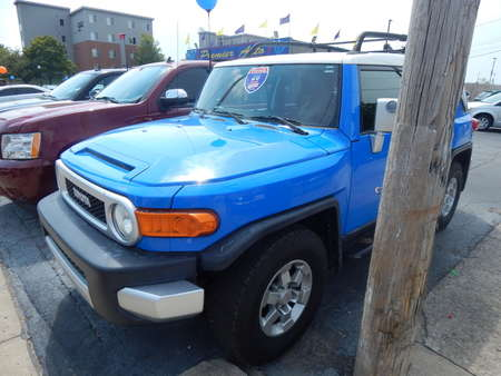 2008 Toyota FJ Cruiser  for Sale  - 001318  - Premier Auto Group