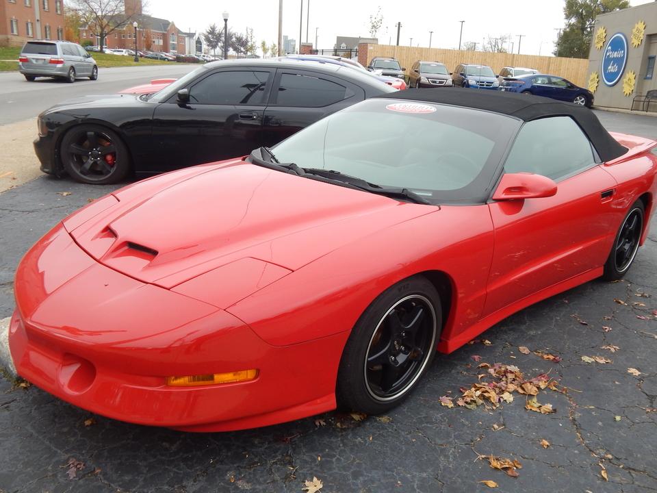 1995 Pontiac Trans Am  - Premier Auto Group