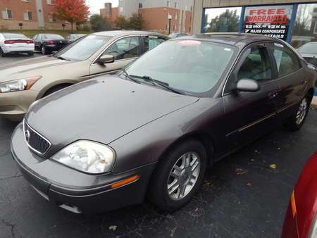 2004 Mercury Sable LS Premium for Sale  - 627356A  - Premier Auto Group