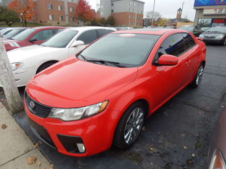 2012 Kia FORTE KOUP SX for Sale  - 544056  - Premier Auto Group
