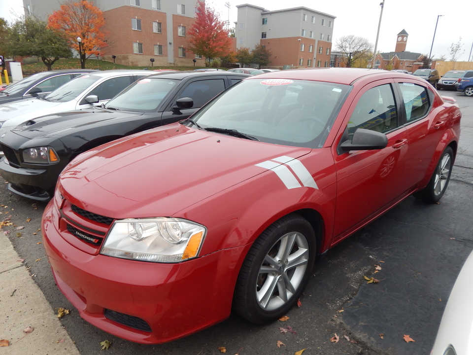 2014 Dodge Avenger  - Premier Auto Group