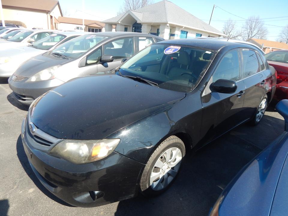 2010 Subaru Impreza Sedan  - Premier Auto Group